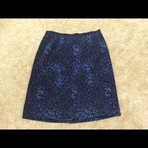 ✌️ Animal Print Skirt